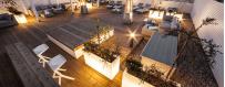 Donice podświetlane LED tanio - świecące donice ogrodowe cena