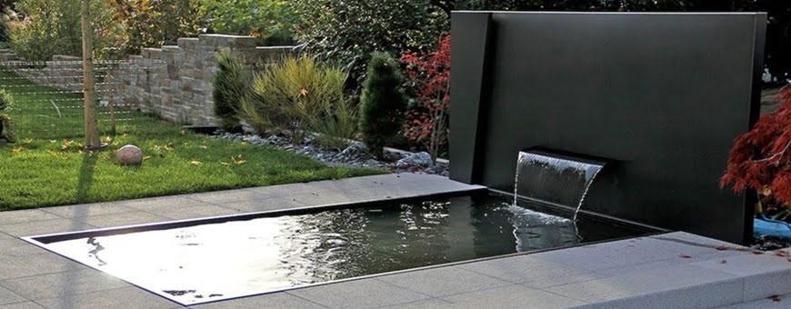 Relaksujące oczka wodne i sadzawki ogrodowe